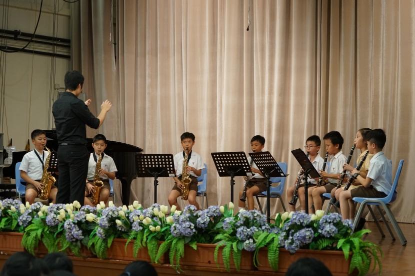 於音樂中成長 - 基華小學成果分享音樂會2015