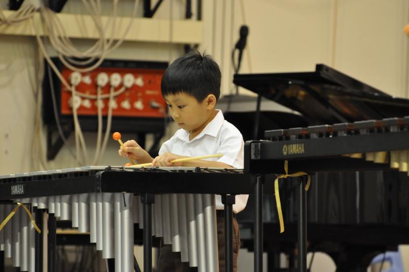 基華小學(九龍塘)樂器班成果分享音樂會2014